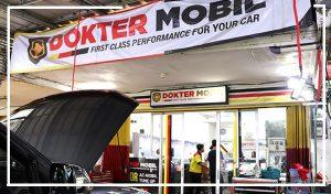 Bengkel Mobil Modern Pertama di Indonesia