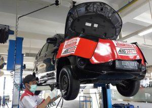 Service Toyota Avanza 1